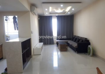 The Vista 3 bedrooms apartment with basic furniture for rent