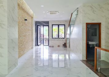 Townhouse for rent in Saigon Mystery Villas District 2 1 basement 4 floors area 5x20m
