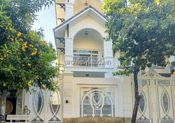 Villa for rent at Apark An Phu - An Khanh District 2 with 4 floors area 157m2