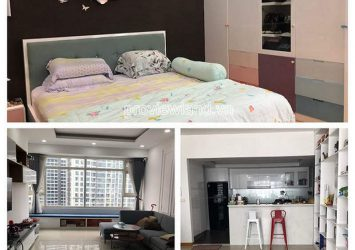 Saigon Pearl apartment for sale with 3 bedrooms fully furnished