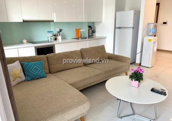 Vinhomes Central Park apartment for rent with 4 bedrooms with furniture