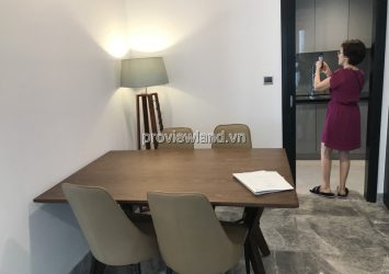 D1Mension 2 bedrooms apartment for sale in District 1 is almost fully furnished