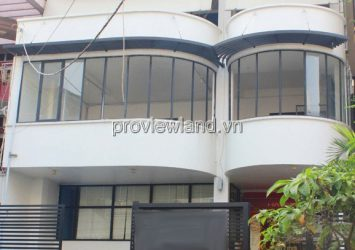 Office for sale on Nguyen Gia Tri street 3 floors with land area 162.9m2