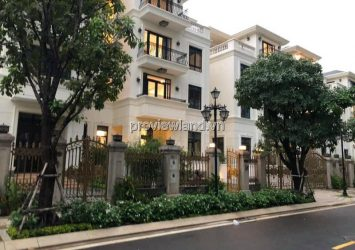 Victoria Ba Son villa shop unique location in District 1 with investor price