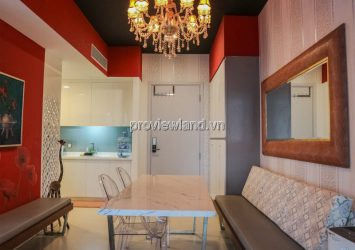 Gateway Thao Dien apartment for rent middle floor with city view