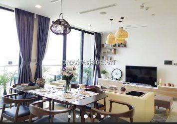 Vinhomes Golden River apartment 3 bedrooms high floor for rent