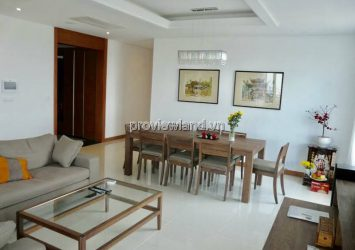 Xi Riverview apartment for rent with 3 bedrooms fully furnished