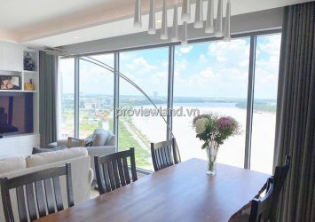 Selling 4-bedroom apartment on the middle floor of Maldives block at Diamond Island