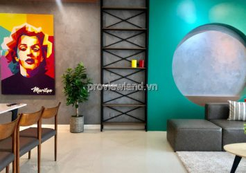 Estella Heights apartment for rent in T4 tower with 3 bedrooms beautifully designed