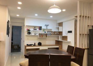 Estella Heights T2 tower high floor need to rent 2 bedrooms nice furniture