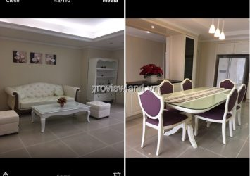 Imperia An Phu middle floor 3 bedrooms fully furnished for rent