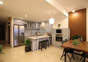 River Garden for rent fully furnished 3 bedroom apartment with large balcony