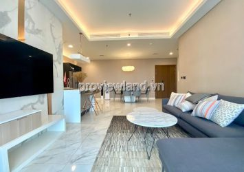 Sala Sarica apartment for sale with 3 bedrooms with high-class modern furniture