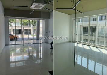 Shophouse Sala for rent 1 basement, 1 ground floor, 3 floors, attic with many amenities