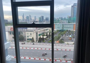 Sunwah Pearl 2 bedrooms apartment for sale with some furniture