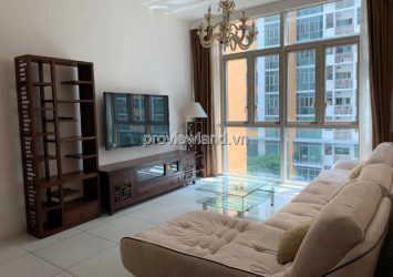 The Vista for rent 2 bedrooms apartment with pool view with furniture