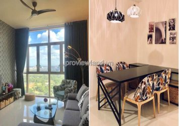 Apartment fully furnished 2 bedrooms for rent at The Vista