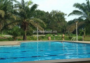 Villa Thao Nguyen District 9 for rent, 1 ground + 2 floors, 366m2 land area