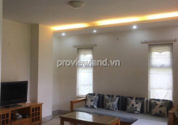 Thao Nguyen villa for rent in District 9, 360m2, 1 ground + 1 floor + attic