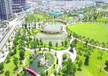 Vinhomes Central Park Binh Thanh 3 bedrooms low floor for sale
