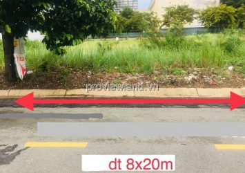 Land for sale in Thanh My Loi District 2 with an area of 160m2