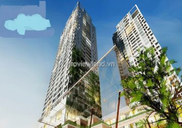 Apartment for rent in Xi Riverview high floor building 103 with 3 bedrooms