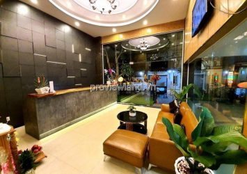 Selling serviced apartment building in Tan Binh District, 1 basement + 7 floors, 36 rooms, 161.4m2