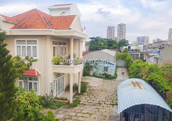 Need for sale with 2 villas 2 fronts of Binh Quoi riverside area 900m2