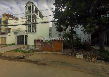 For sale 2 plots of land adjacent to Giang Van Minh An Phu Thu Duc with area 9x20m