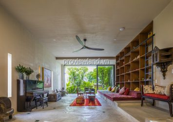 Villa with garden and pool for sale at An Phu Thu Duc area of 208m2
