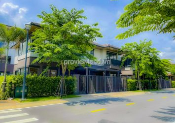 Waterpoint Long An Villa for sale includes 2 floors corner with area of 247m2