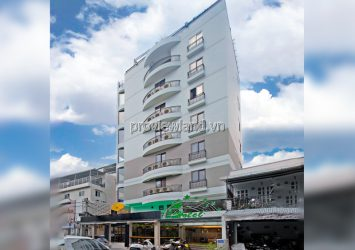 The hotel for sale front of Do Quang Dau District 1 includes 8 floors with area 14x10m