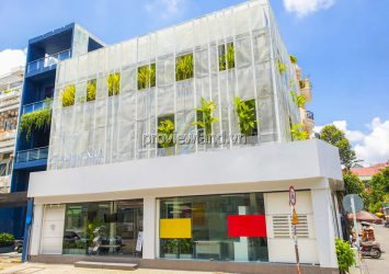 Townhouse corner with 2 fronts for sale in Nguyen Van Thu District 1 area 242m2