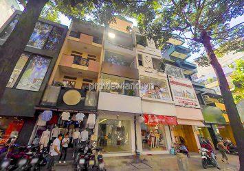 Townhouse for sale 5 floors frontage Nguyen Trai District 1 area 4x19m