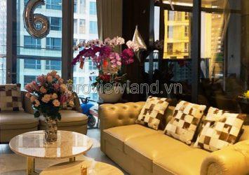 Apartment for sale in Vinhomes Central Park Park 6 building floors high luxury