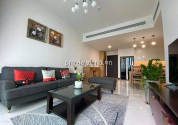 Empire City Thu Thiem Apartment for rent 2 bedrooms high-class furniture