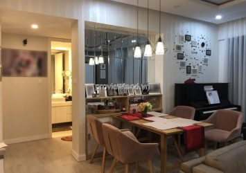 Gateway Thao Dien District 2 for sale 4bedrooms apartment on the middle floor