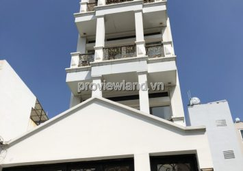Selling townhouse on Giang Van Minh Street District 2 structure 1 ground floor 3 floors with 5 bedrooms