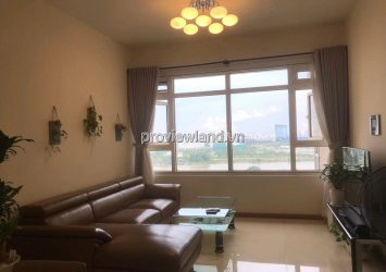 Apartment for sale in Saigon Pearl full furnished 2 bedrooms middle floor