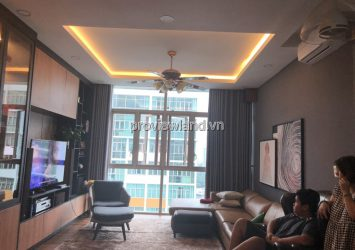 The Vista apartment for sale 3 bedrooms high floor fully furnished