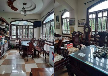 Selling villa in Phu My Ward, District 7 land area 1,110m2 with 1 ground floor 2 floors 7 bedrooms