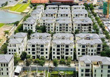 Selling Vinhomes Bason District 1 villa, investor cart, PAY according to progress