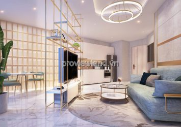 Selling Thao Dien luxury apartment - Good price - Payment on schedule - 1BR apartment -55m2