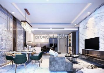 Selling 2-bedroom apartment in Thao Dien Green, Payment in 10 installments, until the third quarter of 2023 to receive the house