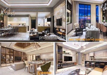 Selling Thao Dien Green Thu Duc apartment, Payment in 10 installments, deposit 2%