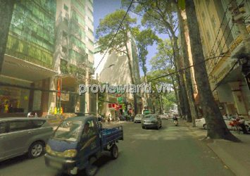 Hotel for sale in front of Bui Thi Xuan District 1 with 1 basement + 10 floors