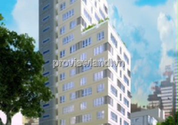 Hotel for sale in front of Pasteur street, District 3  area 707m2 with 14 floors