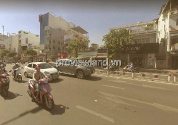 Selling corner house with 2 frontage Nguyen Van Cu District 1 with area 136.3m2 of land 2 floors