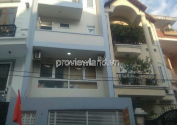 House for sale in front of Pham Cu Luong, Binh Tan District, 1 basement + 6 floors, 147.3m2 pink book