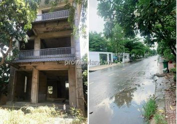 Villa Nguyen Duy Trinh for sale very cheap. Finished building the rough part